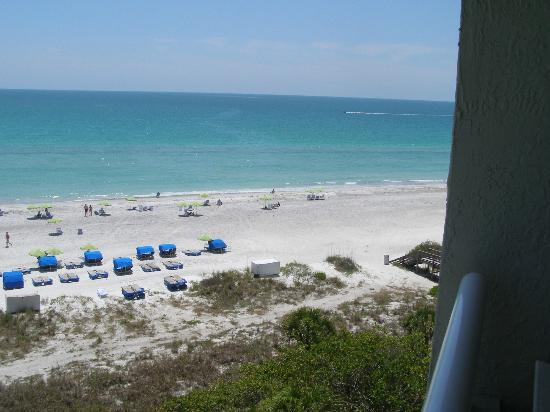 Resort at Longboat Key Club: View from the room