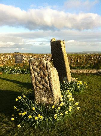 Cornish Heritage Safaris -  Tours: King Doniert's Stone