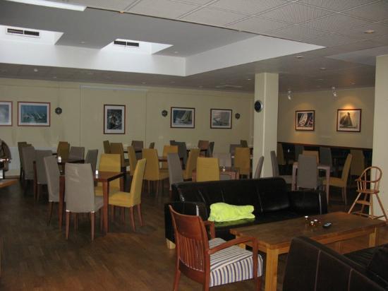 First Hotel Jorgen Kock: Dining/Sitting area