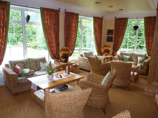 Bogner Hof: Lounge