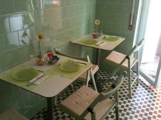 Eco B&B Marela: Breakfast room