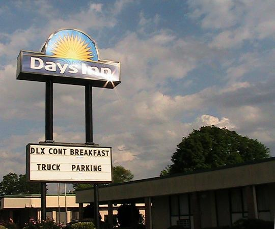 ‪دايز إن بيدفورد: Days Inn Bedford, VA‬