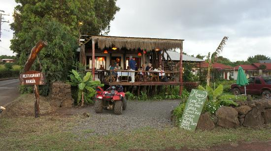 Restaurant Manuia