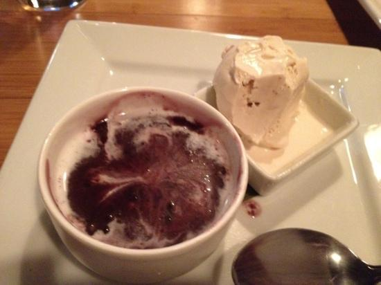 Port of Siam at Newhaven : called 'the pudding' and one of the nicest puddings I've EVER eaten, just yum!