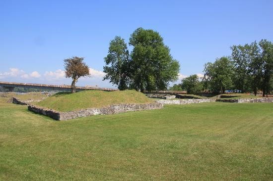 Crown Point, NY: Fort St. Frederick