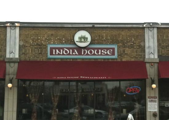 India House: Outside