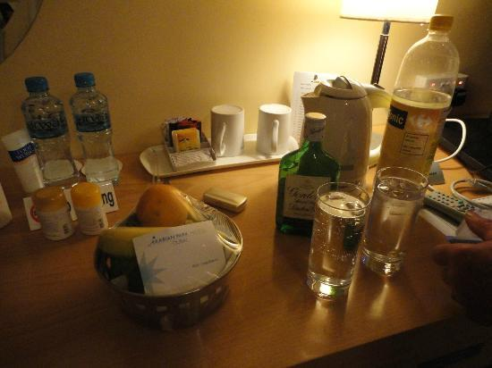 Arabian Park Hotel: drinks
