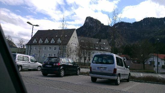 Alte Postvilla : Outside view of the hotel