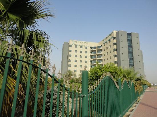 โรงแรมอาราเบียนปาร์ค: Hotel