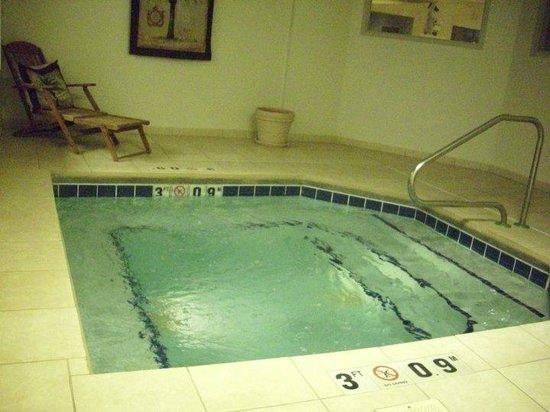 وينجيت باي ويندام أرلينجتون هايتس: Hot tub