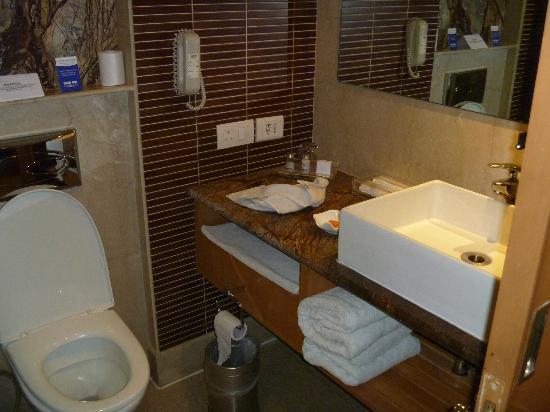 Park Inn Jaipur, A Sarovar Hotel: Bathroom