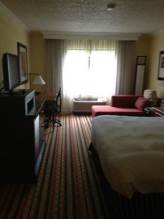 Renaissance Boca Raton Hotel: Room