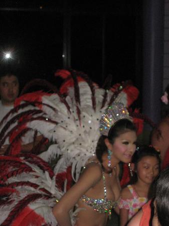 Phuket Simon Cabaret: lady boy