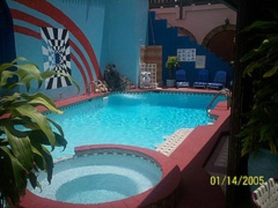 San German, Puerto Rico: pool area