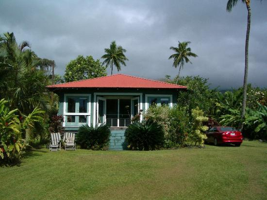The Guest Houses at Malanai in Hana: Hale Ulu Lulu