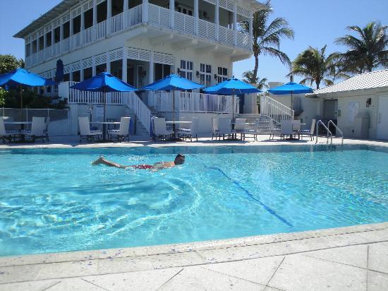 The Seagate Hotel & Spa: club de la playa