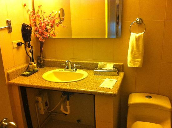 Country Inn & Suites by Radisson, Panama City, Panama: bathroom