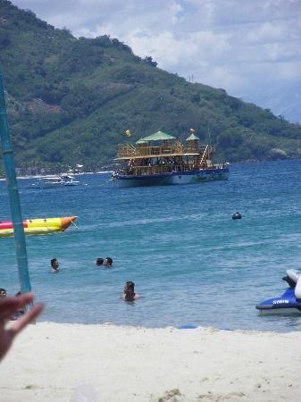 Sea Jewel Beach Resort: puerto galera beach