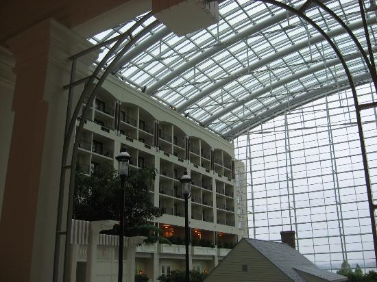 Gaylord National Resort & Convention Center: Interior atrium