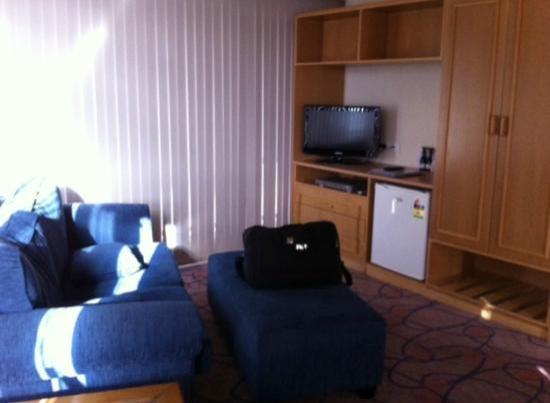 The Esplanade Motor Inn: Lounge area