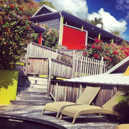 Karibuni Lodge: L'hôtel