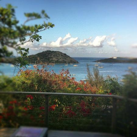 Karibuni Lodge: Vue de la chambre