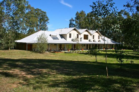 Spicers Vineyards Estate: Spicers Guesthouse