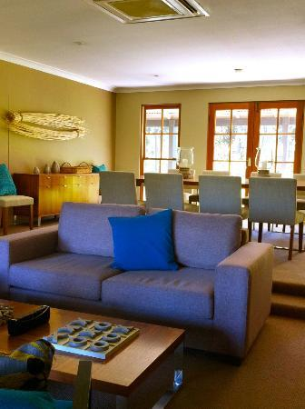 Spicers Vineyards Estate: Spicers Guest Lounge