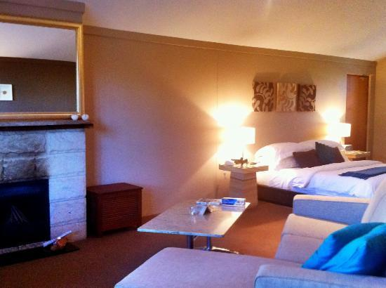 Spicers Vineyards Estate: Our room... suite 8