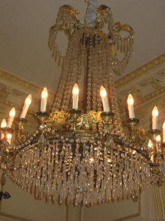 Museo Napoleonico: Lampara Museo Napoleónico