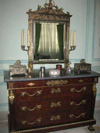 Museo Napoleonico : Mueble habitación de Napoleón