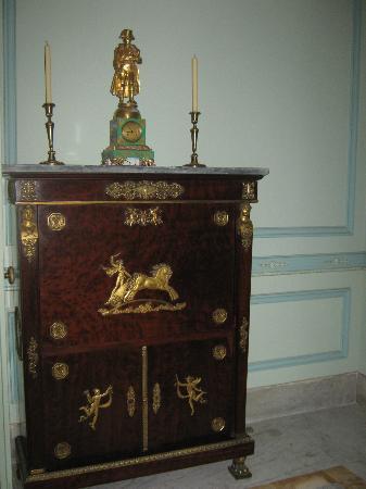 Guarda ropa cuarto Museo Napoleonico