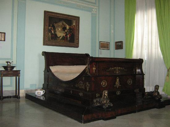 Habitacion completa Museo Napoleonico