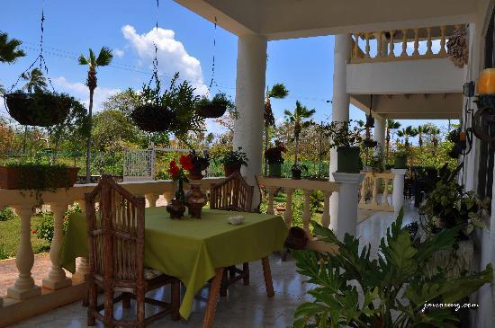 Hosteria Mar y Sol: Restaurante