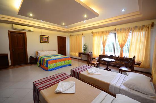 Kookaburra Travel Lodge : Family Room