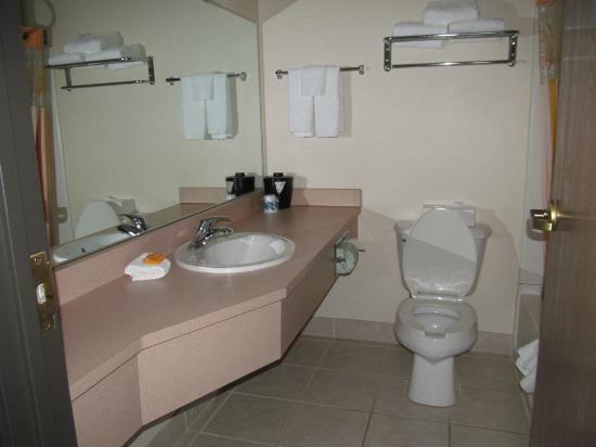 لا كوينتا إن آند سويتس سانت ألبانز: Bathroom