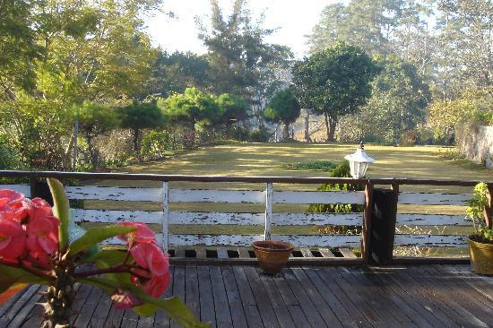 Pine Hill Resort, Kalaw: More gardens
