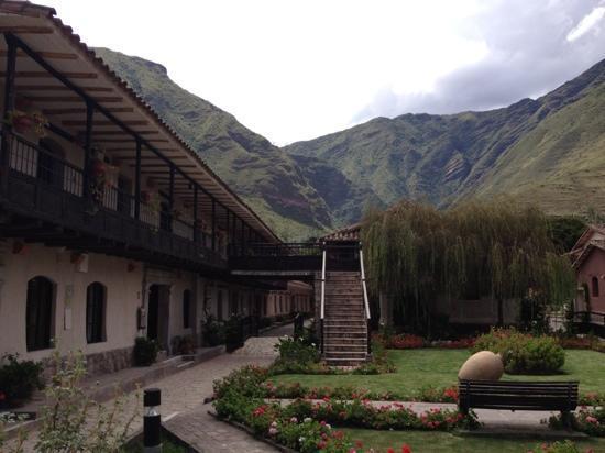 Sonesta Posadas del Inca Yucay: the grounds