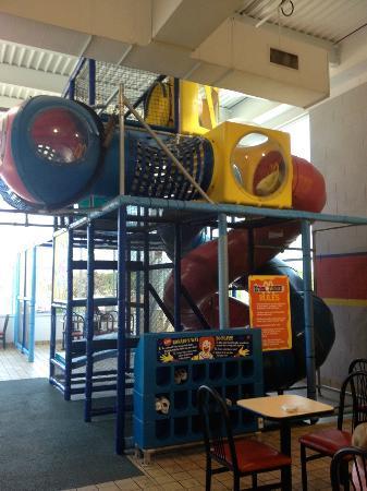 McDonald's: indoor playplace