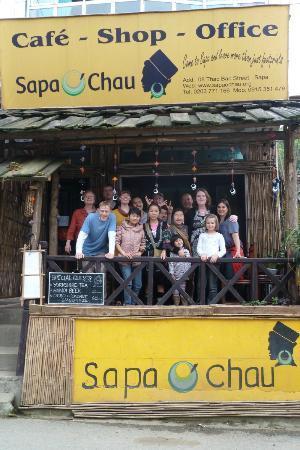 Sapa O'Chau Cafe