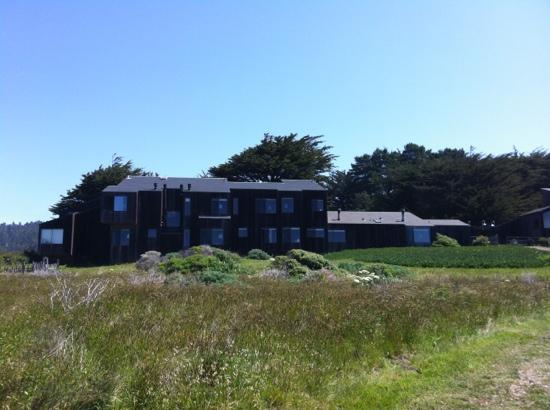 Sea Ranch Lodge: rooms