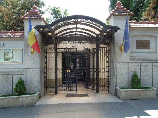 Cotroceni-paladset (Palatul Cotroceni)