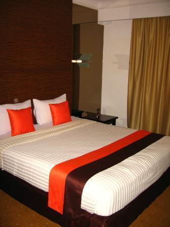 โรงแรมจาร์กาตา แอร์พอร์ท: Jakarta Airport Hotel room