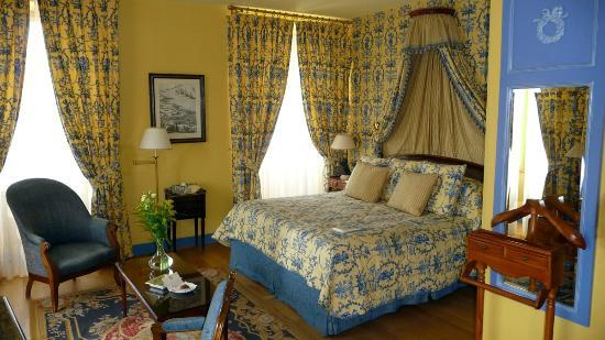 Hotel de Toiras: chambre du Maréchal de Toiras