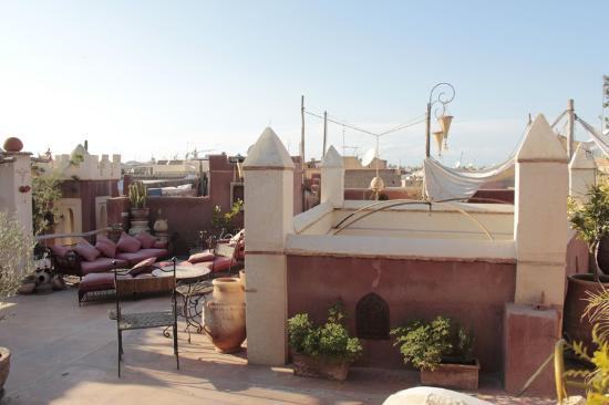 Riad les Inseparables: Wonderful place to relax in the sun