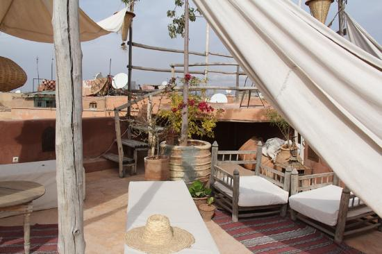 Riad les Inseparables: Such a peaceful place to relax