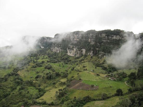 """Choachi, Kolumbien: """"A soli 45 minuti di traffico,rumore e smog di Bogotà, è un rifugio di tranquillità"""""""