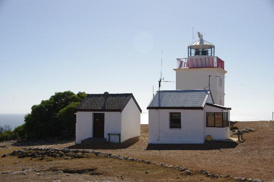 ‪‪Cape Borda Lighthouse Keepers Heritage Accommodation‬: Woodward Hut‬