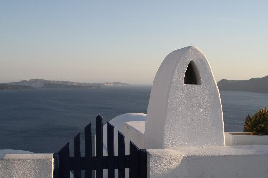 Polydefkis Apartments: Oia