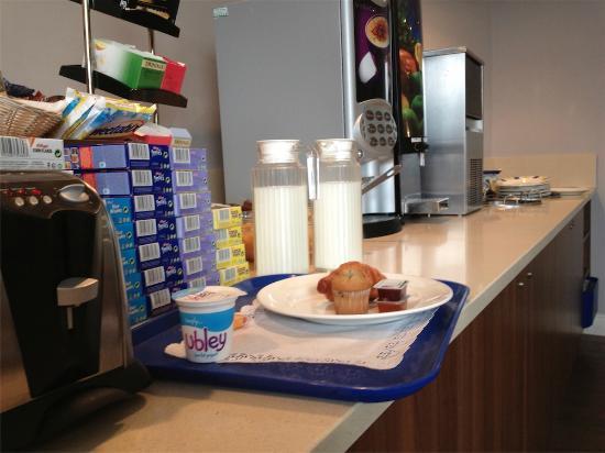 Comfort Inn London - Edgware Road: Desayuno